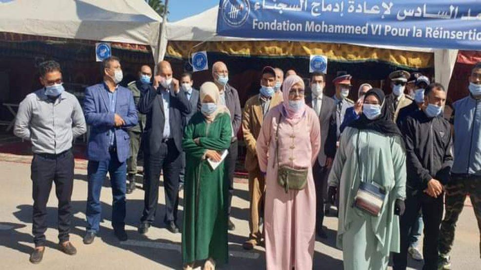 الجديدة: دعم و إحداث مقاولات صغرى وأنشطة مدرة للدخل لفائدة 09 من نزلاء المؤسسات السجنية السابقين