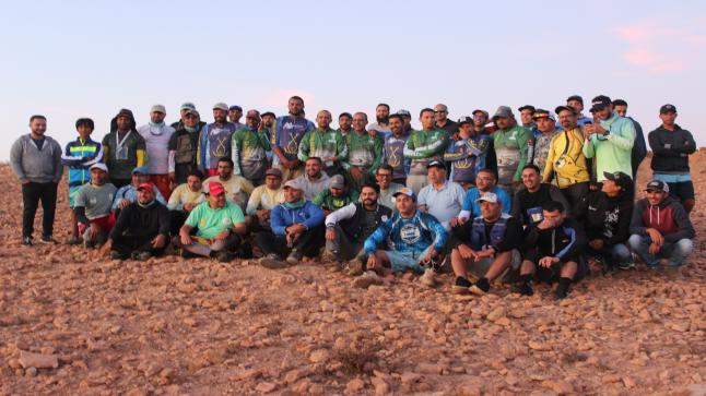 اختتام الدورة الثانية من الدوري المغربي لصيد الفرخ الاسود